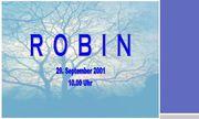 "Unser Patenkind ""ROBIN"""
