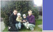 Ostern 2004, Fam. Jobst jun.
